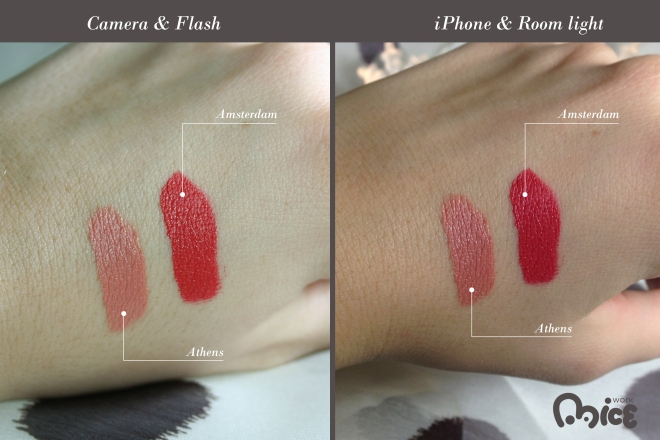 Swatches Baby :)
