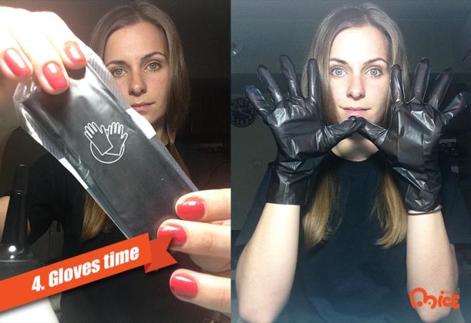 4 Gloves