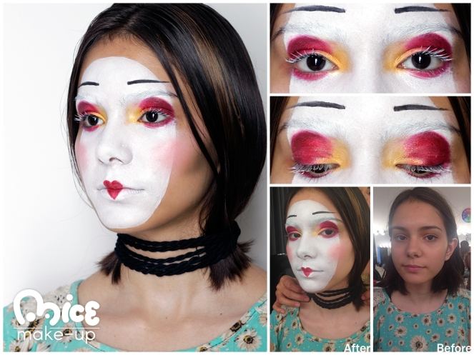 geisha-runway